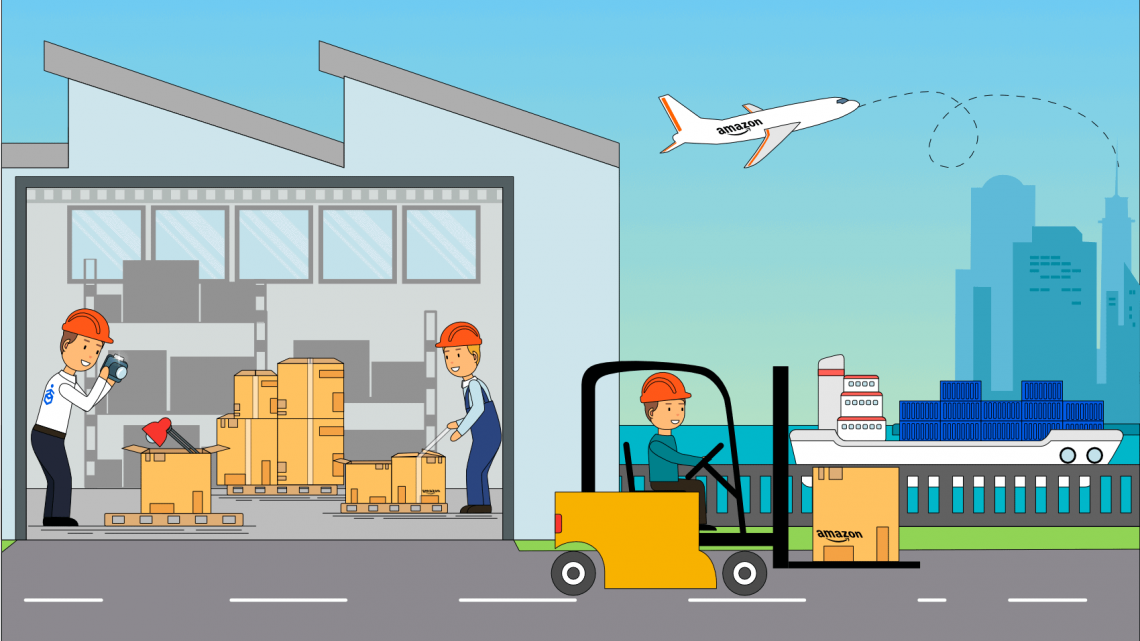 All About Amazon FBA Freight Forwarders